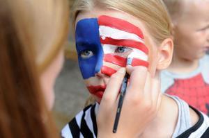 Elin Wackfält ville ha USA-look.