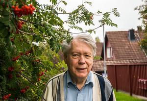 """""""Det är en hel del detektivarbete"""" säger samlaren och bokälskaren Christer Arvidson."""