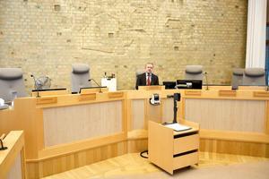 På torsdag när hovrätten i Sundsvall tar upp mordet på Tova Moberg är det hovrättspresident Erik Brattgård som sitter ordförande.