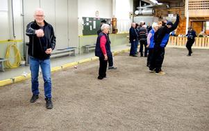 Jan Elofsson är hoppfull inför första mötet med fritidssamordnarenen.