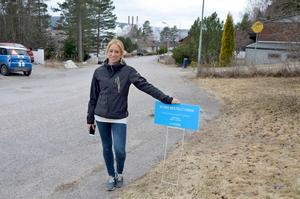 Linda Kinell Lindström, kommunikationschef vid Servanet erkänner att fel begåtts.