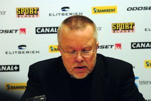Leif Boork i oktober 2007. Bild: Gunnar Bäcke