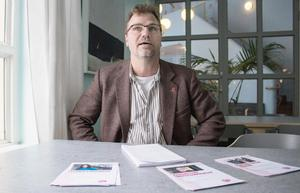 Jonas Lennerthson (S), oppositionsråd, tycker att både S och MP har öppnat för lösningar över blockgränsen.