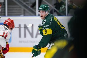 Kristoffer Söder är en av flera spelare som inte lyckats efter övergången till Björklöven. Foto: Johan Löf / Bildbyrån