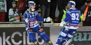 Martin Karlsson har tagit över kaptensbindeln i Villa. Bild: Fredrik Sandberg/TT