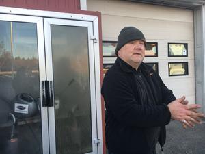 Mikael Lundkvist från Frubol vet om att det ska bli fredsförhandlingar på slottet.