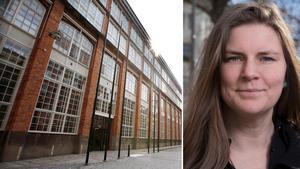 Jennie Schaeffer, ny chef för Länsmuseet.Foto: Tony Persson/Elisabeth Ohlson Wallin