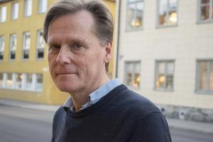 Olle Lind, antikvarie på Länsstyrelsen Dalarna.