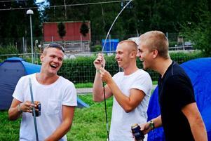 Gävle - Jocke, Jonas och Robin