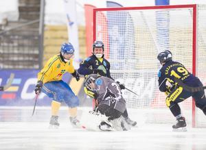 Joakim Andersson under VM i Uljanovsk för två år sedan.  FOTO: Rikard Bäckman
