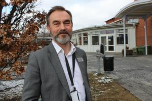 Lars Lindberger, kommunikationschef på Norrtälje kommun.