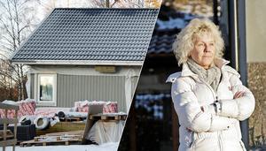 Helena Kalliomäki ser ingen annan lösning än att dra Södertälje kommun inför domstol och begära skadestånd. Bild: Denim Nygren