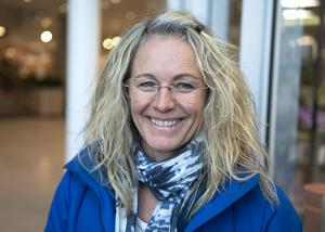 Anna Cronheden, 51, konstnär, Åre
