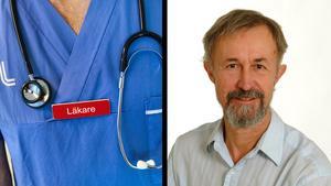 Ingen läkare ska tvingas assistera vid dödshjälp. Alla delar ska bygga på frivillighet, säger Stellan Welin. Bild: TT / privat