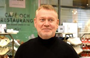 Thomas Johansson vill utveckla företaget.