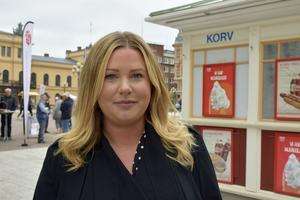 Hannah Näslund, 36, systemtestare, Sundsvall: