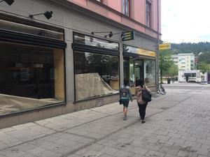 Subway håller stängt i två veckor.