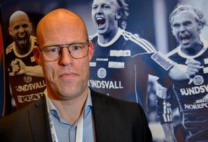 Joel Cedergren. Bild: Jonas Ekströmer / TT.