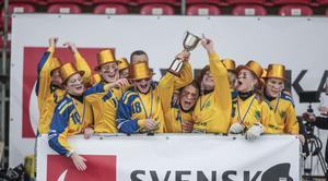 Skirö är svenska mästare i F17 efter seger med 4–0 mot Kareby/Surte.