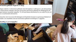 Förskolan i Örnsköldsvik kräver intyg av föräldrar – ber om ursäkt och anmäler sig själva