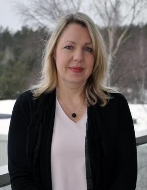 Gun-Britt Milioris, vårdval, verksamhetschef, Bild: Marlene Axemo Gode, Region Västernorrland