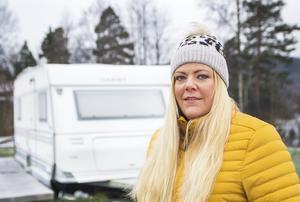 Matina Göljen Vonborg är lättad efter beskedet att JK Villan drar tillbaka planerna att bygga bostäder på campingen.