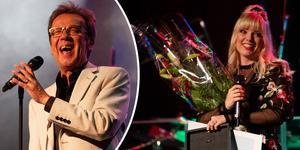 Lina Hansson fick årets Rocknalle. Priset instiftades i samband med att artisten Björn Skifs fyllde 70 år.