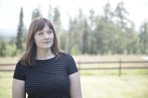 Karin Janson är aktuell med ljudboksromanen