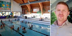 Enligt fastighetsbolaget Åfas VD så går det inte längre att rädda den nuvarande bassängen i Fränsta sim- och sporthall, utan nu läggs bollen om badhusets framtid fullt ut på politikernas axlar.