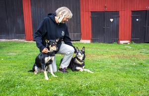 Maria Brandel, Ylle och Signe.