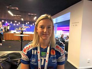 Adina Augustsson spelade i Rönnby mellan 2013 och 2017.