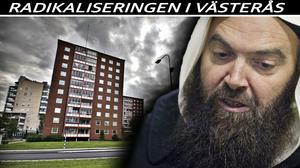 Den salafistiske imamen Fekri Hamad har hållit fredagsbön i Pettersbergsmoskén enligt polisen.