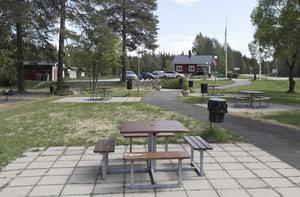 Drygt 50 punkter granskas på rastplatserna. Foto: Stig-Björn Sundell