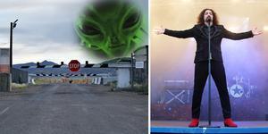 Det är i svallvågorna efter ett internetskämt om att storma den topphemliga militärbasen Area 51 som Thomas Di Leva nu beger sig dit.