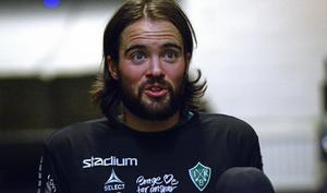 Robbin Sellin är tillbaka i IK Brage efter fem år på vift.