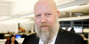 Daniel Nordström, chefredaktör och ansvarig utgivare.
