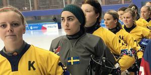 Minna Norrgrann var inte med på VM 2018, utan försvarade istället Sveriges färger på Universiaden då. Bild: Örjan Stål.