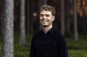 Lars Teglund är kulturarbetare  från Luleå, aktuell med boken