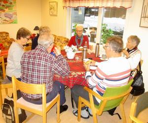 Birger, Monika, Gunnel, Svea, Haldis och Herbert