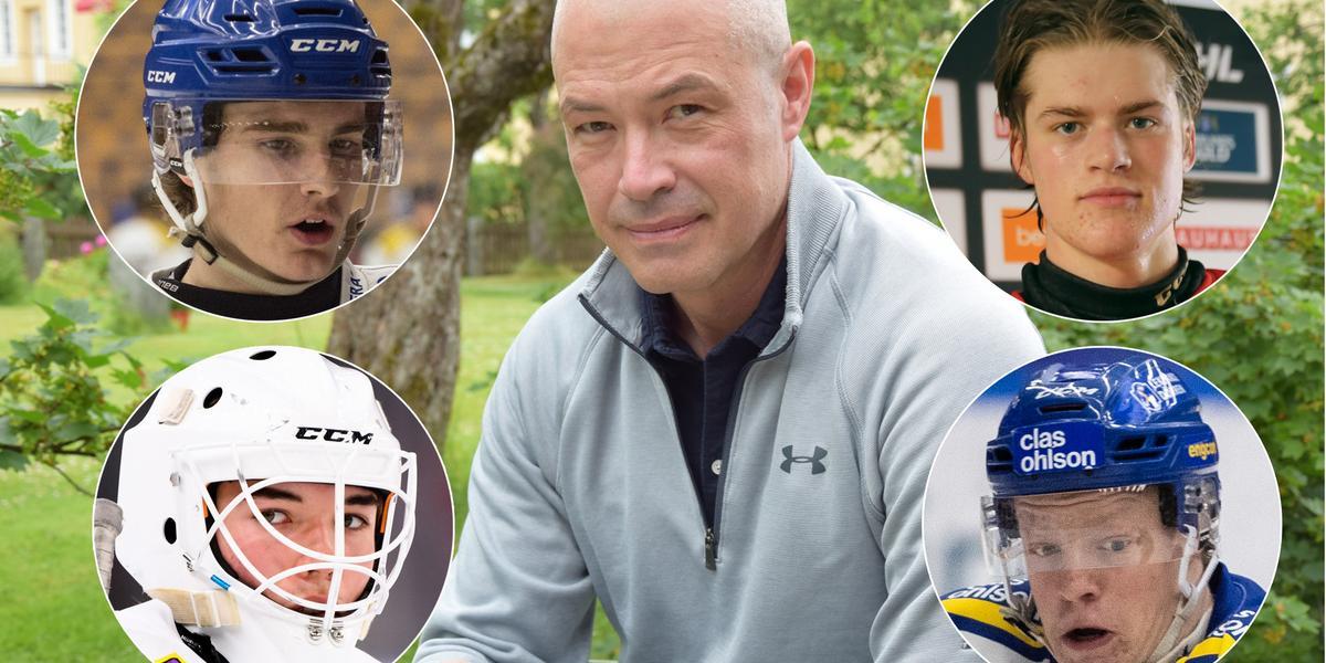 Coronakaoset förskjuter NHL-draften – då kan dalatalangerna lyfta i ranking: