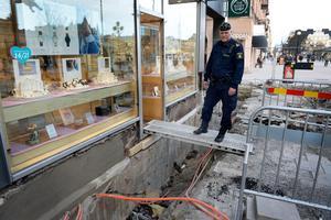 Patrik Kvick, polisen Sundsvall.