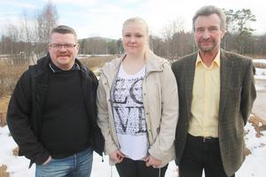 Bertil Nilsson, Östansjö, är andra namn på listan. Diana Grötting från Sveg står på fjärde plats och Olle Larsson, partiets ordförande från Ränningsvallen är första namn.