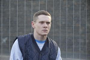 Jack O'Connel spelar fången Eric i fängelsedramat
