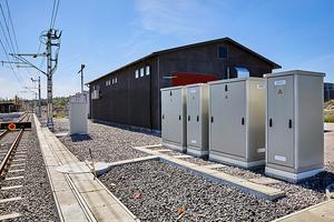 Harju Elekter levererar system och utrustning för eldistribution, kommunikation och automation. Ambitionen är att i all verksamhet och i samtliga leveranser bidra till en hållbar fortsatt utveckling i Sverige.