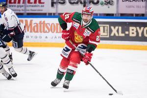 Tomas Skogs kan lämna Mora om han får ett erbjudande från utlandet innan 31:a augusti. Foto: Daniel Eriksson/BILDBYRÅN