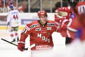 Linus Pettersson. Foto: Erik Mårtensson / TT