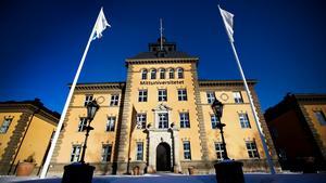 Mittuniversitetet Östersund.Foto: Arkiv