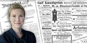 Helena Tell, chefredaktör och ansvarig utgivare Bärgslagsbladet/Arboga Tidning.