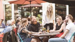 I tio år har Östersund varit utsedd till  Creative City of Gastronomy av Unesco, som den enda staden i Sverige.