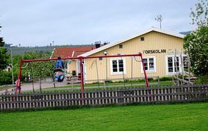 Förskolan vid Kyrkskolan är en av förskolorna som nu får ta del av kulturpengar.